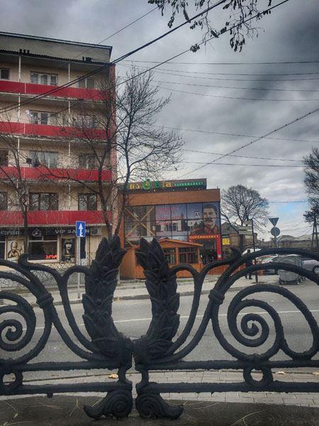 Самостоятельно в Грузию, Гори
