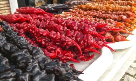 Грузинские-деликатесы чурчхелла