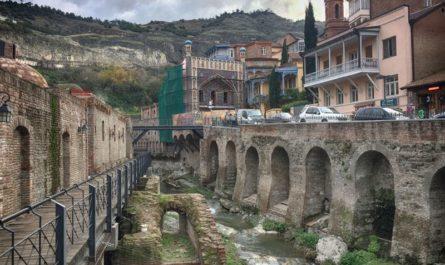 Легвтахеви-Инжировое-ущелье-Тбилиси