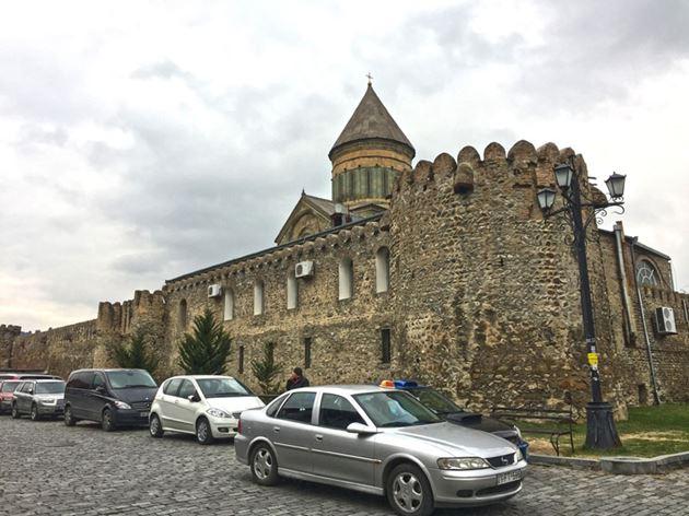 Фото Мцхета: Грузия