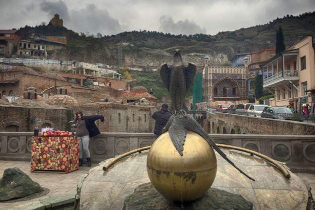Путеводитель по Тбилиси и окрестностям: маршрут по Тбилиси и Грузии — ешь, пей, спи в Грузии
