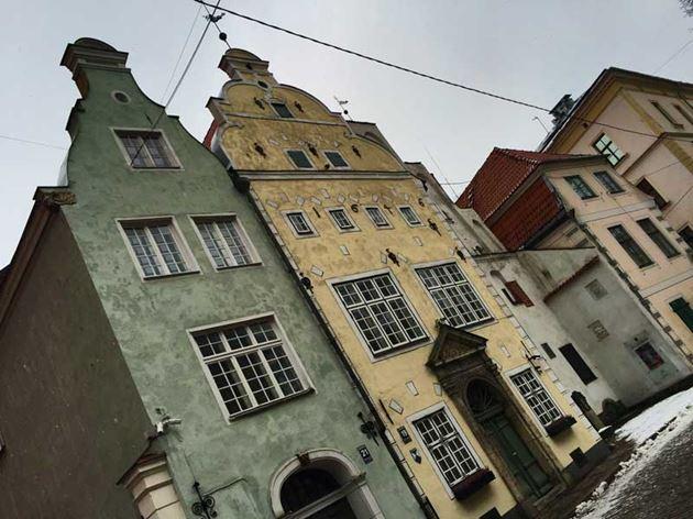 Фото Латвия, Рига: архитектура, районы города, ар-нуво, самый полный альбом о Риге и ее атмосфере