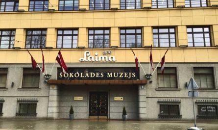Рига-шоколадная-фабрика-и-музей-Laima