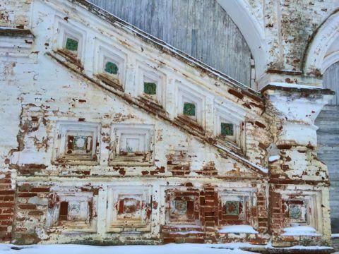 Великий Устюг Церковь Жен Мироносиц
