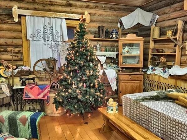 Великий Устюг вотчина Деда Мороза горница