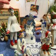 Великий Устюг музей новогодней и рождественской игрушки