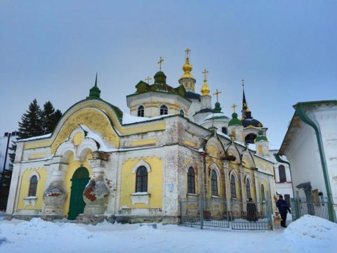 Великий Устюг церковь Иоанна Устюжного