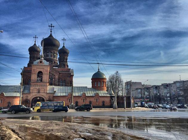 Иваново Свято-Введенский монастырь