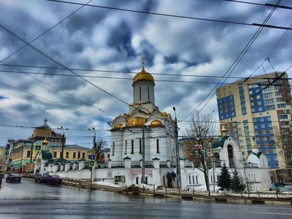 Иваново Собор Торицы Живоначальной