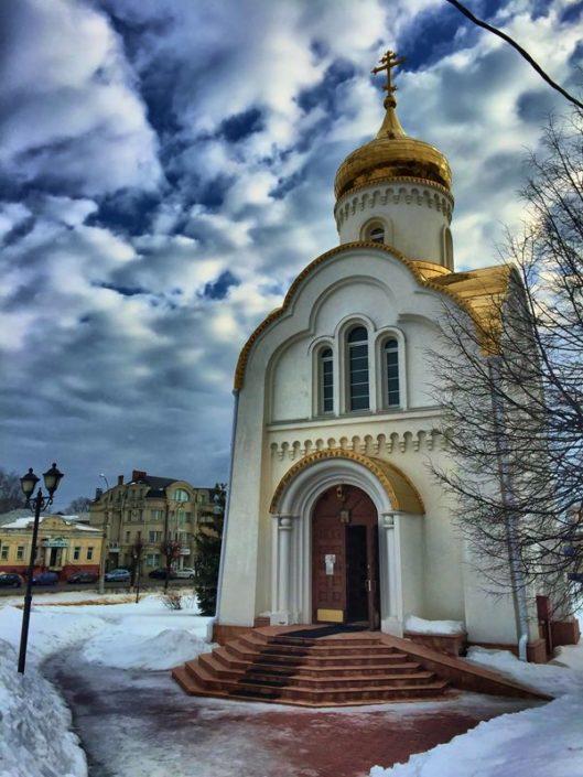 Иваново Храм-часовня Феодоровской иконы Божией Матери