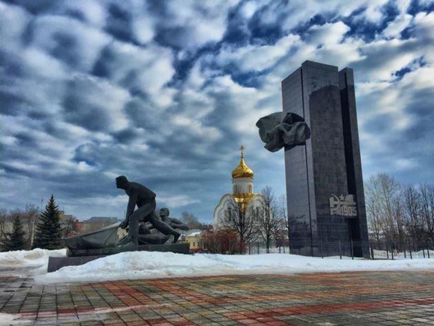 Иваново площадь Революции
