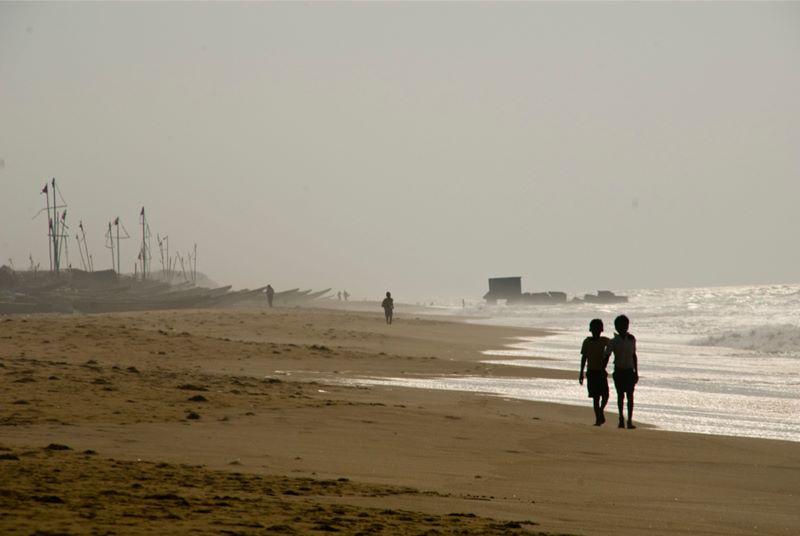 Индия, Золотой пляж