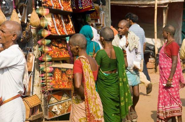 Как остаться в Индии и жить в доме махараджа: священный город Индии Пури — не так жутко, как в Варанаси
