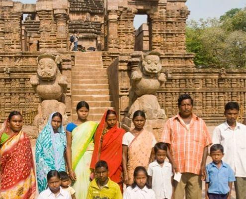 Индия, Каждурахо