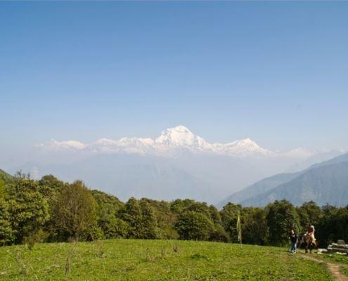 Непал, Гималаи, трек к базовому лагерю Аннапурны ABC