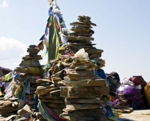 Горепани (Ghorepani), Непал, Гималаи, трек к базовому лагерю Аннапурны ABC