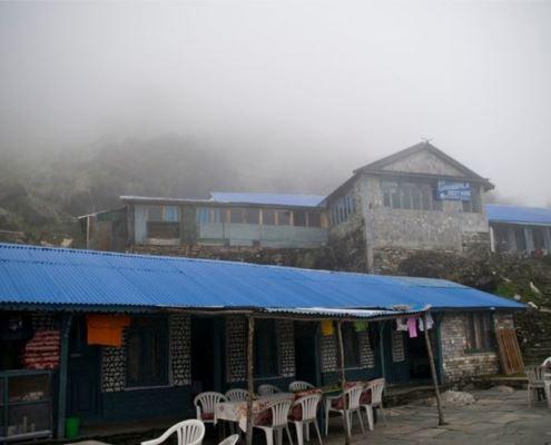 Бамбу, Непал, Гималаи, трек к базовому лагерю Аннапурны ABC