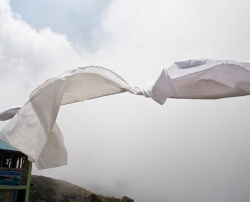 MBC, Непал, Гималаи, трек к базовому лагерю Аннапурны ABC