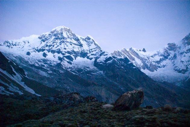 Базовый лагерь Аннапурны ABC, Непал, Гималаи