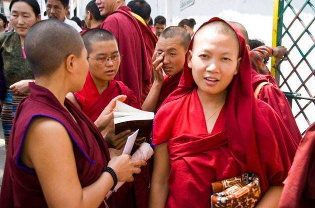 Как попасть на учения Далай Ламы в Дхарамсале (Маклеодгандж). Далай Лама и тибетцы в Индии