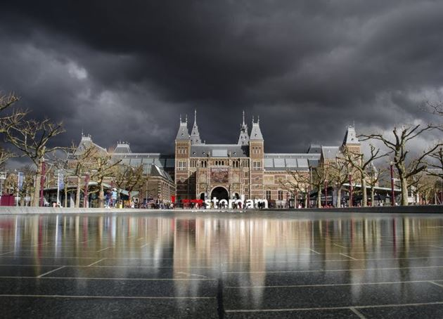 Самостоятельная поездка в Голландию