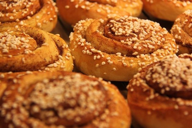 шведские булочки с корицей рецепт