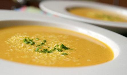 Суп елебрад
