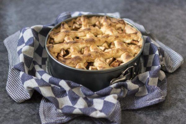 Голландский яблочный пирог — рецепт традиционной выпечки