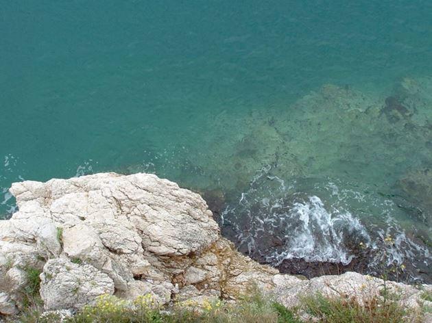 Море, Албания