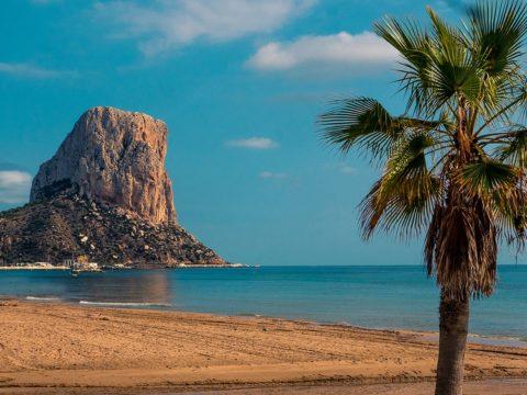 Испания Пляж