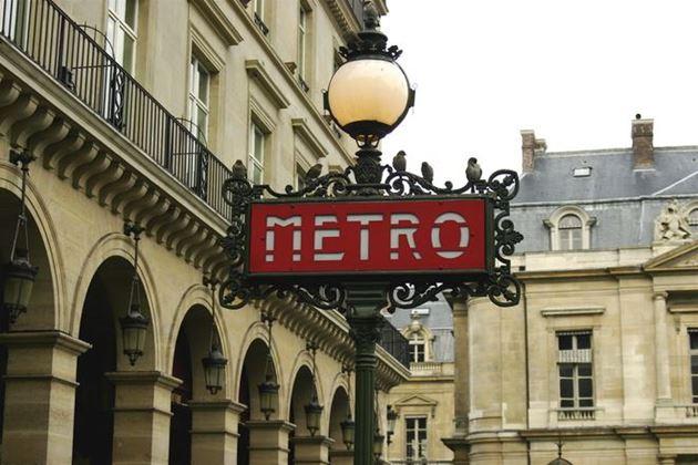 Метро, Франция