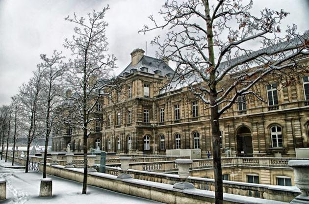 Пале дю Люксембург, Париж, Франция
