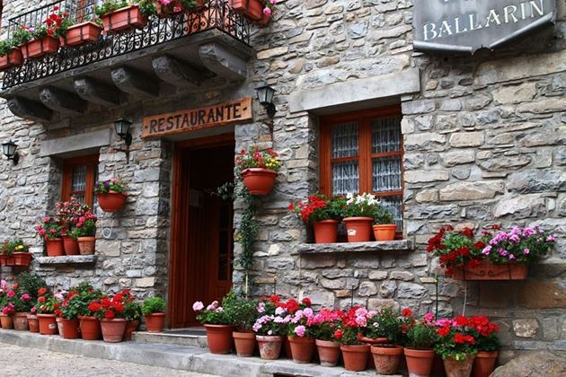 испания ресторан