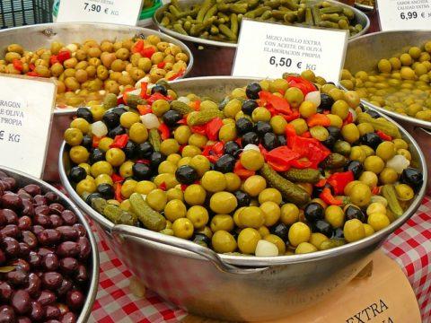 рынок Испания
