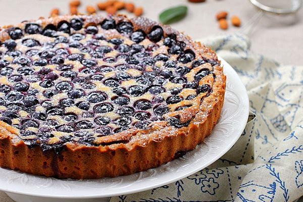 ягодные пироги