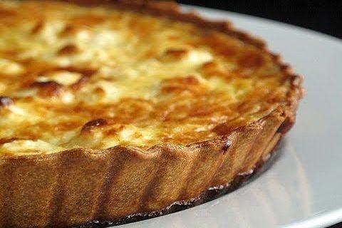 Киш лорен — рецепт французской кухни