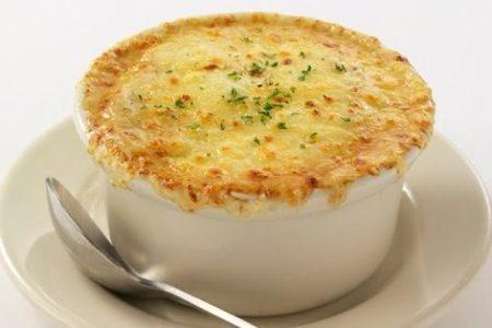 Луковый суп — рецепт французской кухни