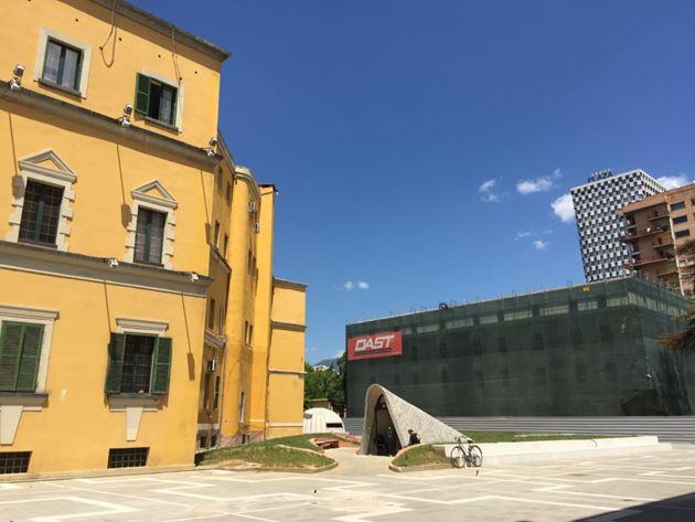 Албания, Тирана, Бункер № 2