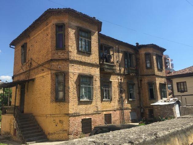Албания, Тирана, старый город