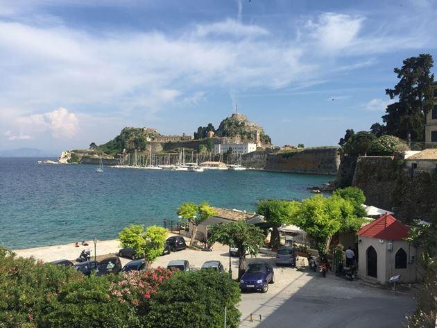 Как добраться из Албании в Грецию на Корфу — все самое важное о Керкире