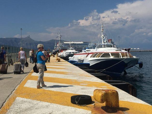 Греция, Корфу, Керкира