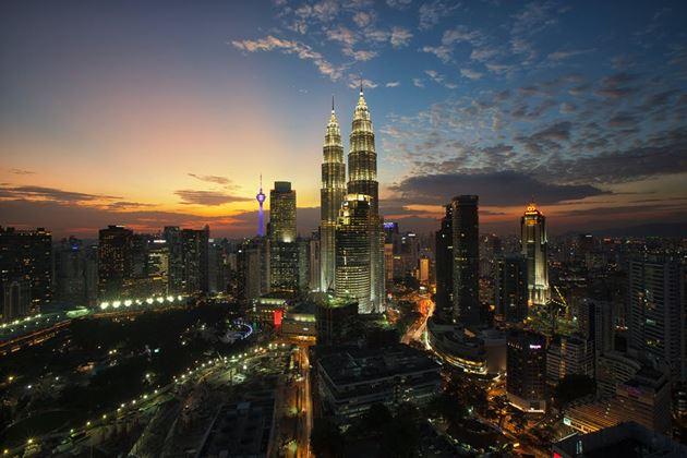 Фото Малайзия: Куала Лумпур, Путраджайя