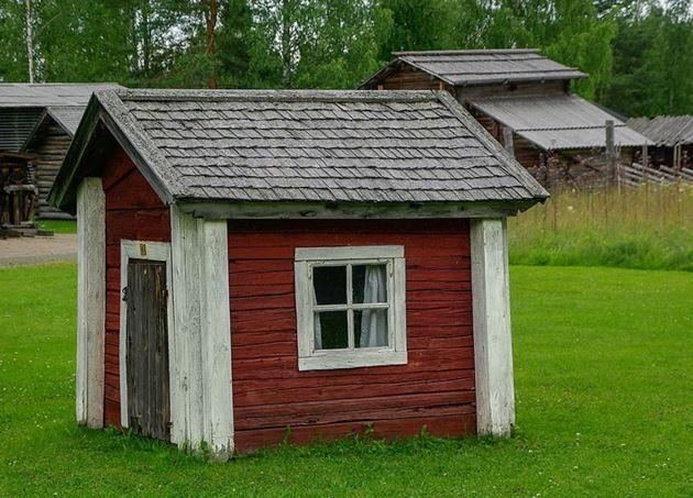 Финляндия дом