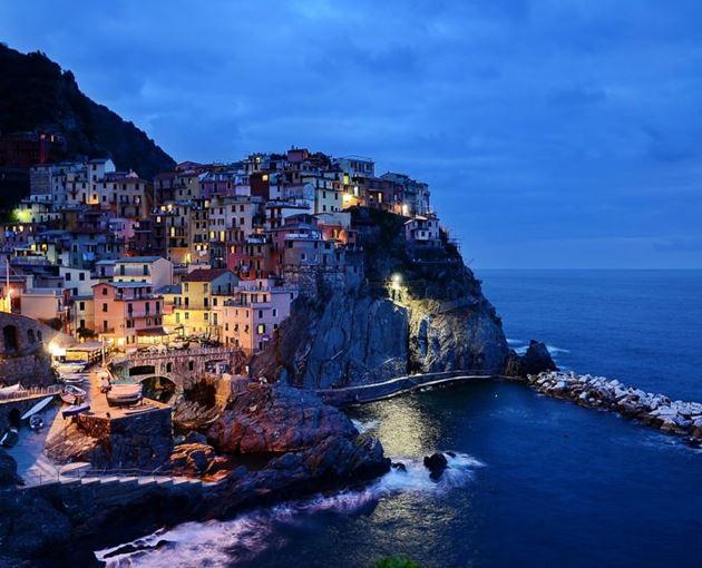 Самостоятельно в Италию