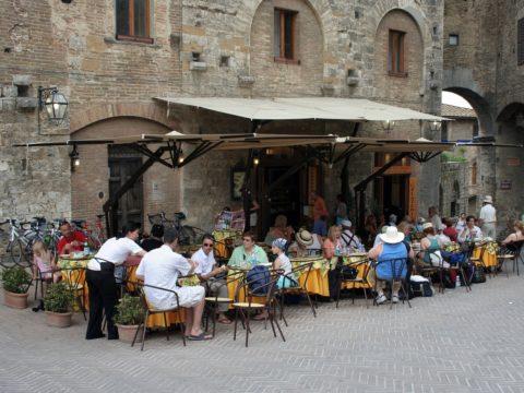 кафе италия