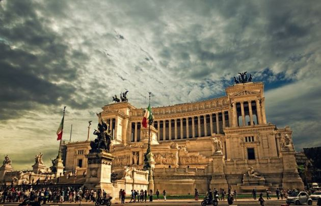 монумент витторио эммануэле