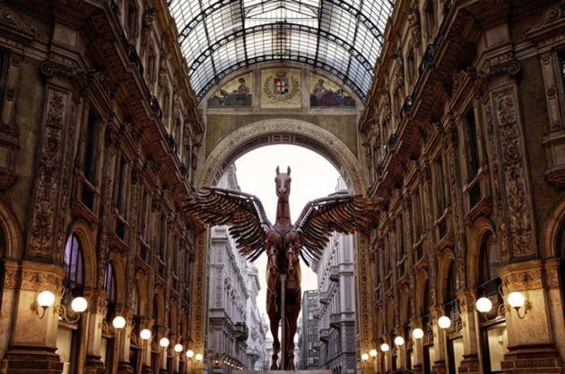 пегас галерея витторио эммануэле