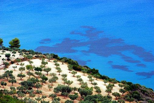 пляж Греция