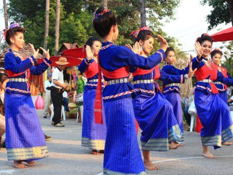 праздники Таиланд
