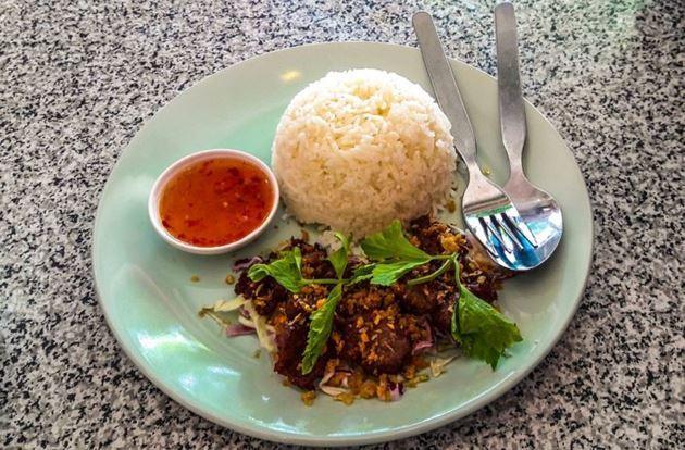 рис таиланд